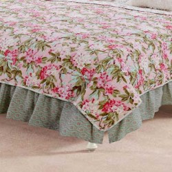 Tea Party Bed Skirt