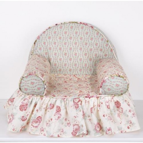 Tea Party Baby's 1st Chair