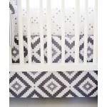 Gray Crib Bedding | Imagine Crib Collection